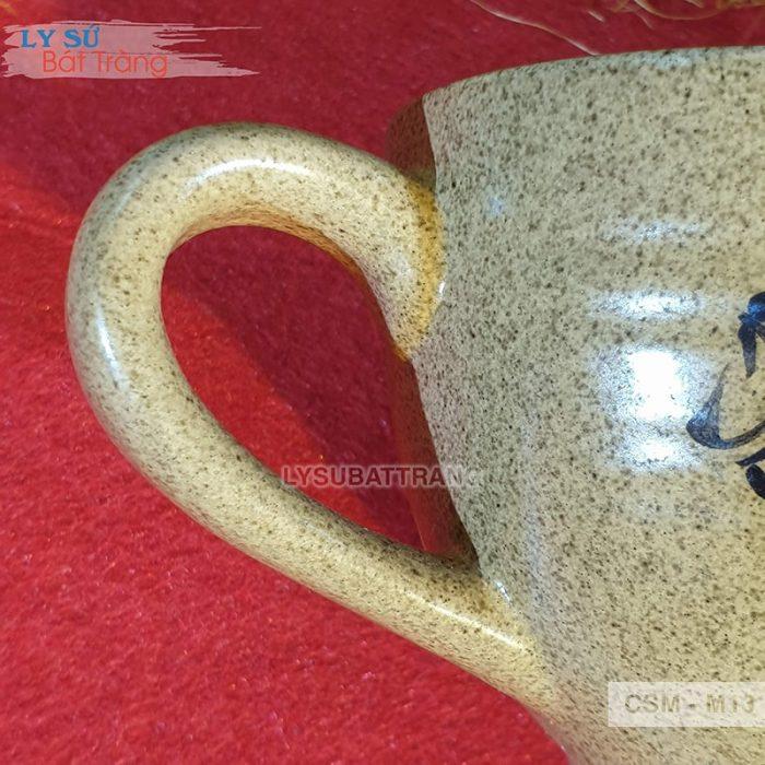 Ly sứ pha cà phê cappuccino CSM-M13