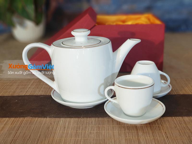 Bộ trà dáng thùng ATK-56