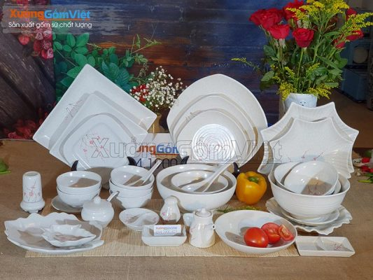 cung cấp bát đĩa quà tặng tại Hà Nội