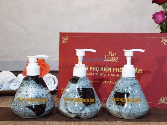 Bình đựng nước rửa tay khách sạn PKNT-60