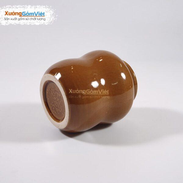 Chum uống trà sữa mini sứ cao cấp 400ml