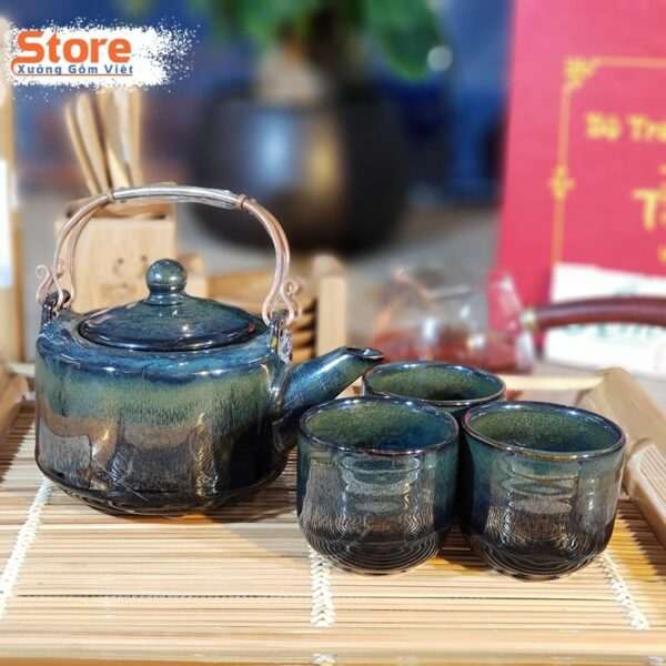 Bộ ấm chén uống trà cao cấp ATC-97