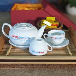 Bộ trà dáng CK lõm