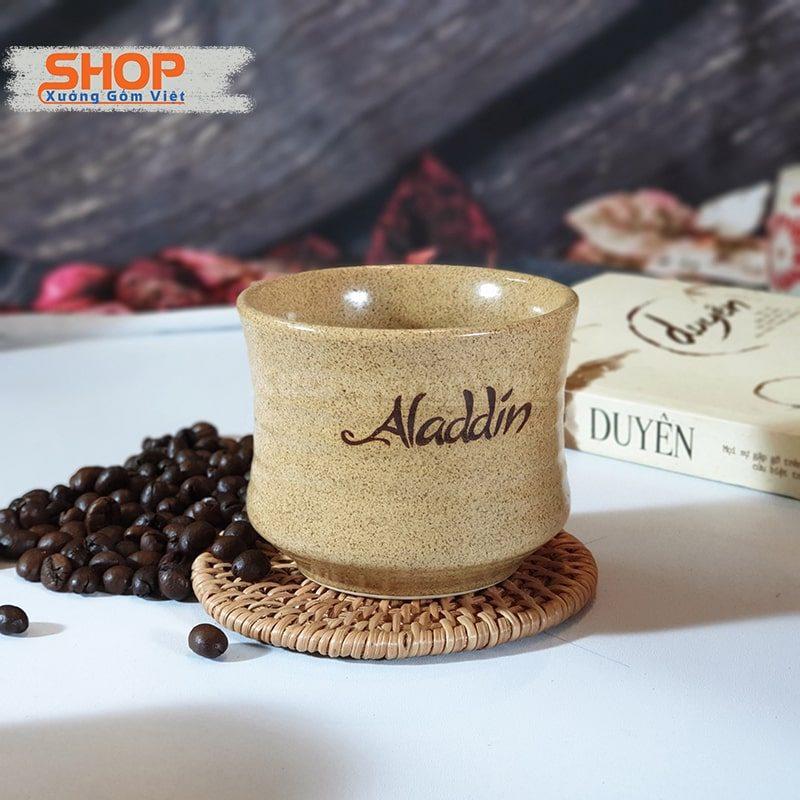Ly sứ uống trà, cà phê giá rẻ CSM-M14