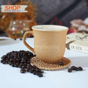 Tách pha trà, cà phê có quai CSM-M16