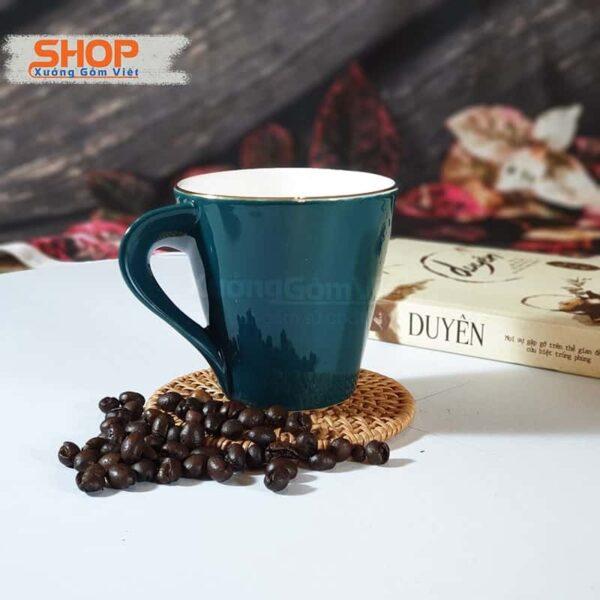 Ly sứ uống trà cao cấp giá rẻ CVK-M57.3