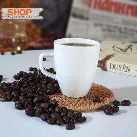Tách espresso sứ trắng CST-M39
