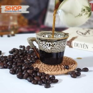 Tách coffee espreso độc đáo CSM-M117