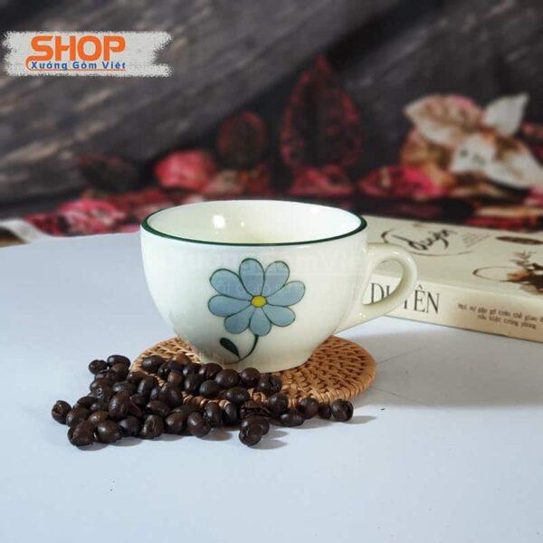 Cốc cappuccino đẹp cao cấp CSM-M107