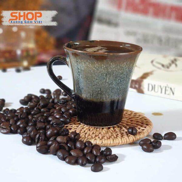 Cốc sứ đựng cà phê espresso CSM-M118