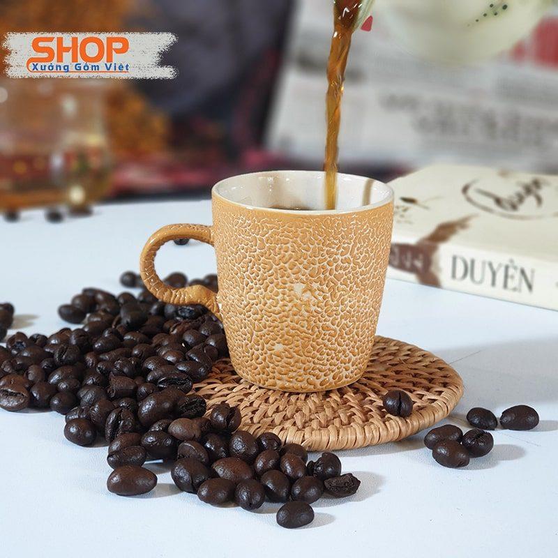 Cốc sứ đựng coffee espresso CSM-M21