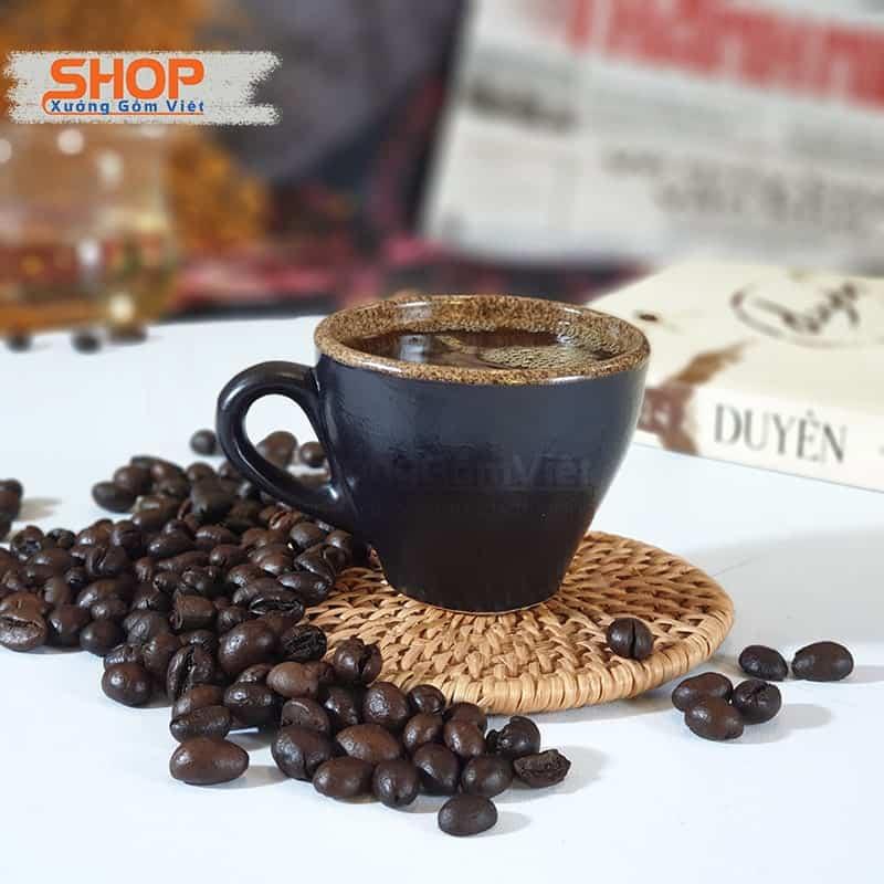 Tách cafe espresso bằng sứ CSM-M89