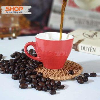 Ly cafe Espresso sứ giá rẻ CSM-M33.7
