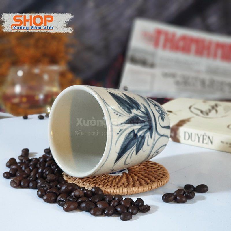 Cốc không quai đựng coffee CSM- M113