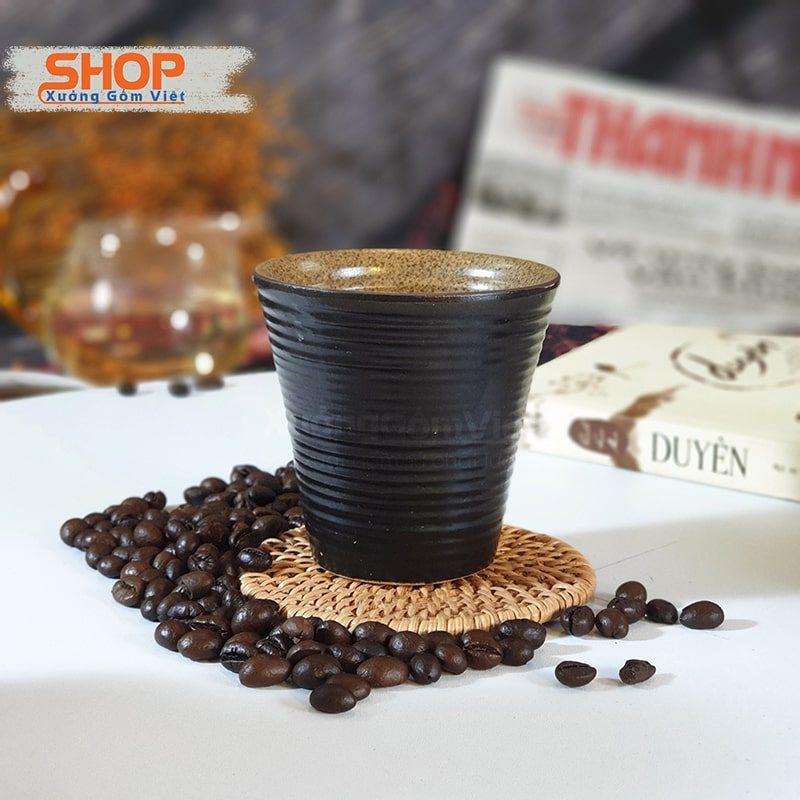 Ly sứ pha trà lipton, cafe đẹp CSM-M99