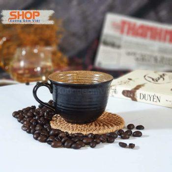 Ly pha cafe latte sứ cao cấp CSM-M109