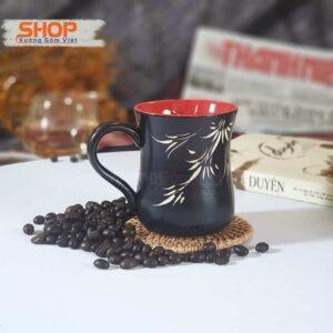 Bộ phin uống cà phê sứ đẹp giá rẻ CSM-M93