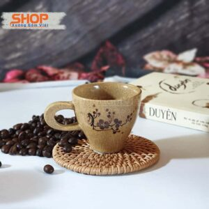 Ly sứ pha cà phê espresso đẹp CSM-M18