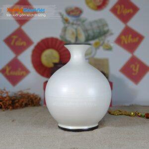 Bình hoa gốm sứ làm quà tặng giá rẻ BHG-26