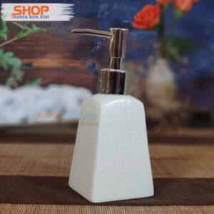 Bình chứa dầu gội hình thang PKNT-40