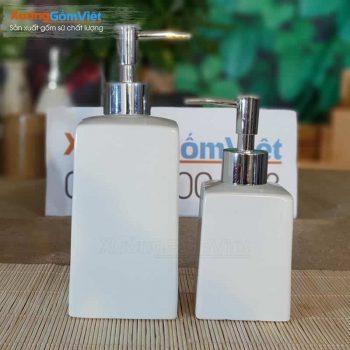 Combo 5 món phụ kiện nhà tắm PKNT-81