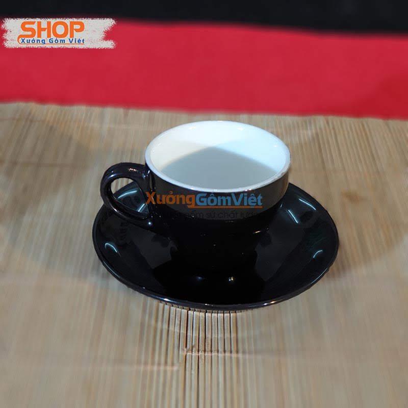 Tách Espresso sứ Bát Tràng CSM-13