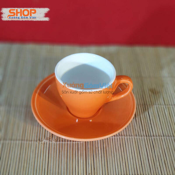 Ly Espresso sứ Bát Tràng Ly Espresso sứ Bát Tràng CSM-M33.1