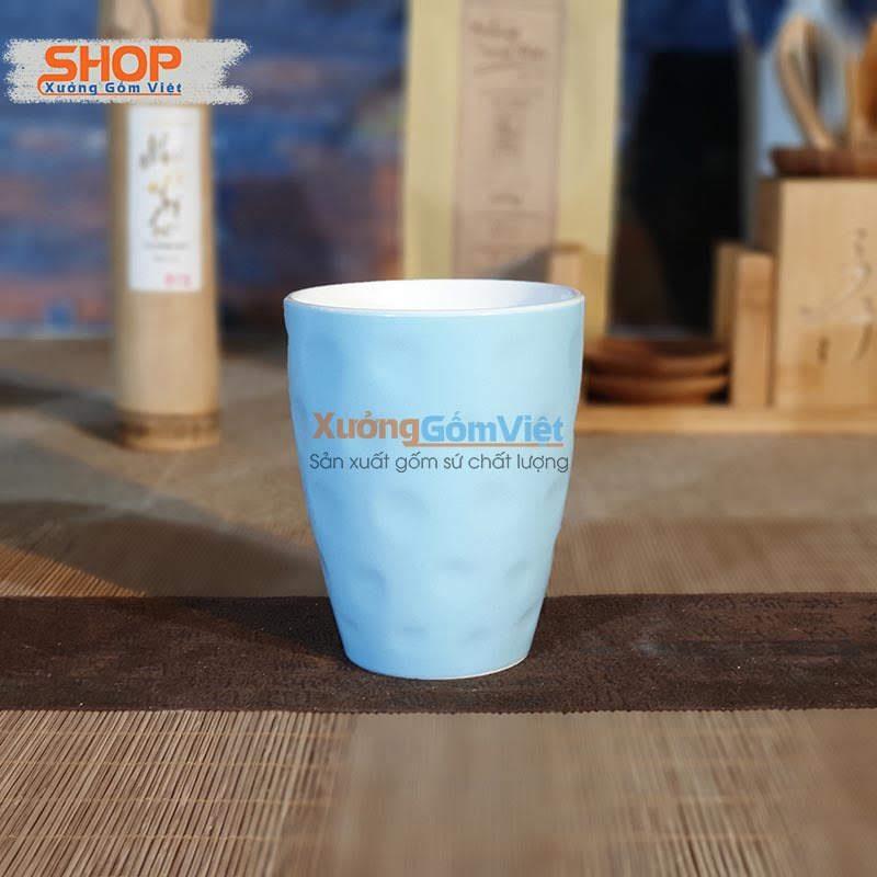 Ly cốc sứ dễ thương giá rẻ CSM-M26.11