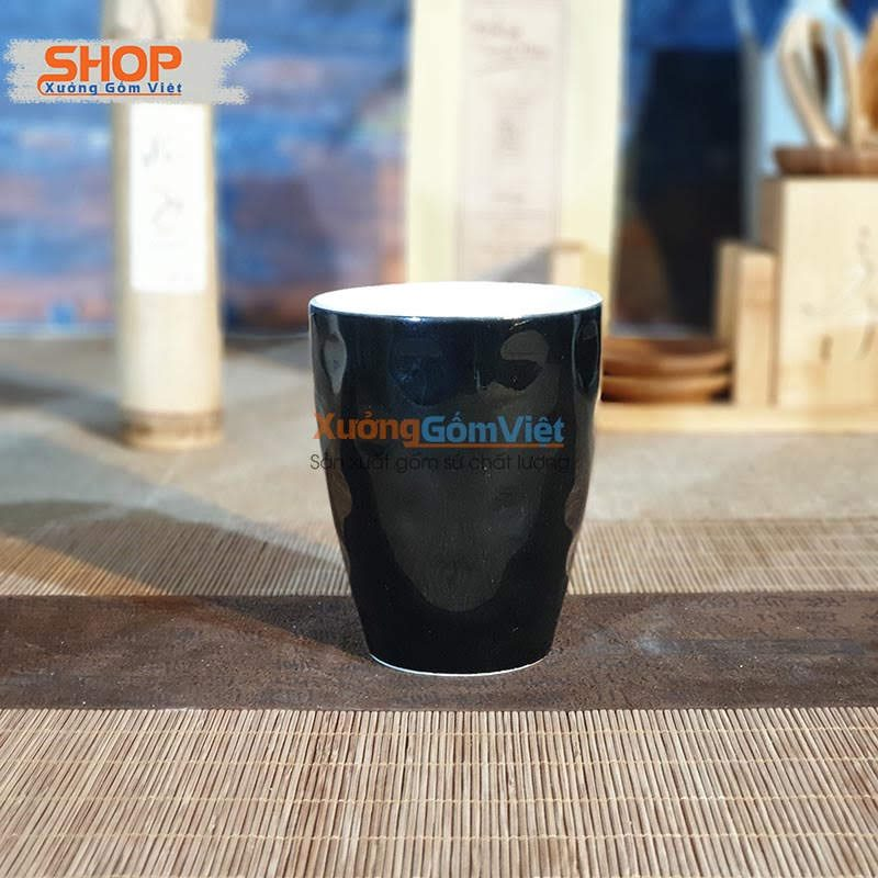 Ly cốc sứ Bát Tràng giá rẻ CSM-M26.6