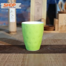 Ly cốc màu bằng sứ đẹp CSM-M26.5