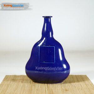 Bình sứ đựng rượu đẹp NR-02