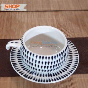 Phin pha cà phê sứ độc đáo giá rẻ CSM-M73