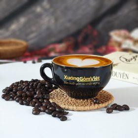 Tách cappuccino sứ dễ thương CSM-M84