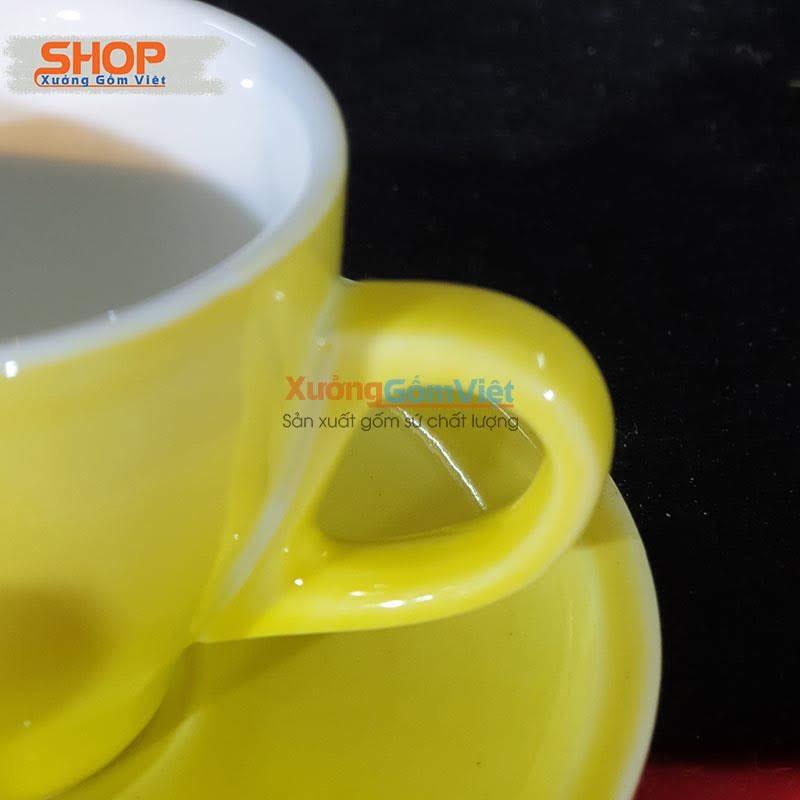 Ly sứ cà phê Espresso đẹp CMS-15