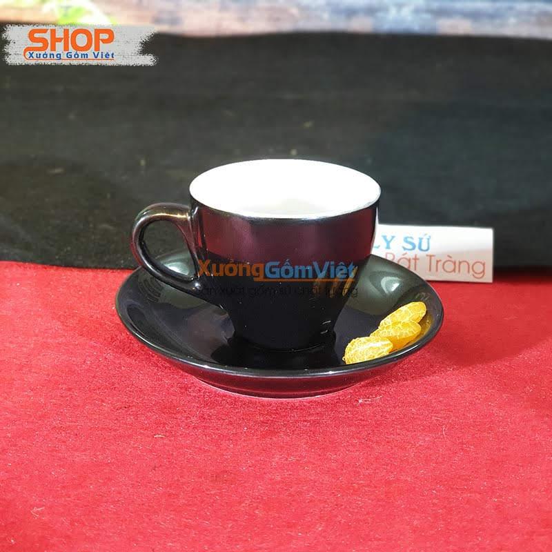 Tách Espresso sứ Bát Tràng CSM-M33.2